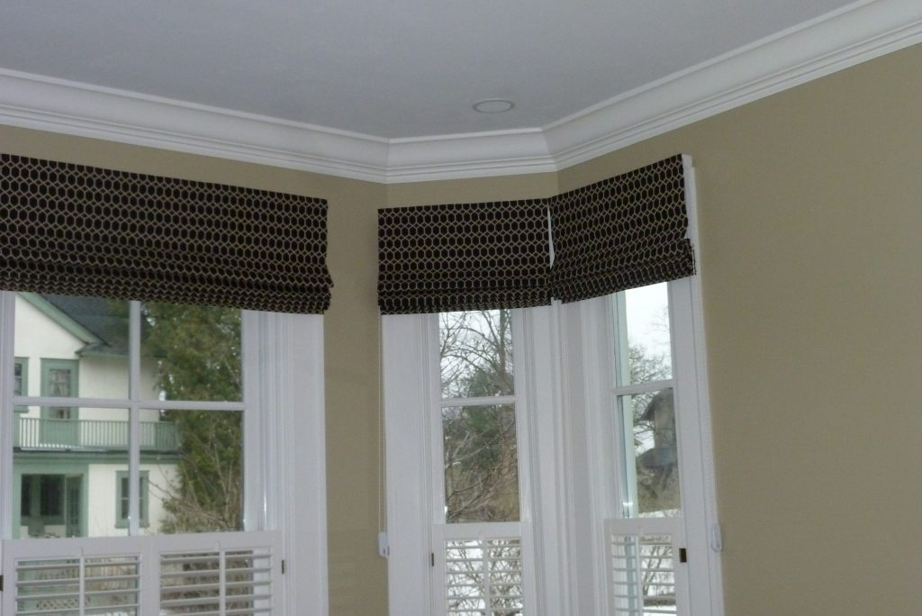Contemporary Roman Shades & Shutters