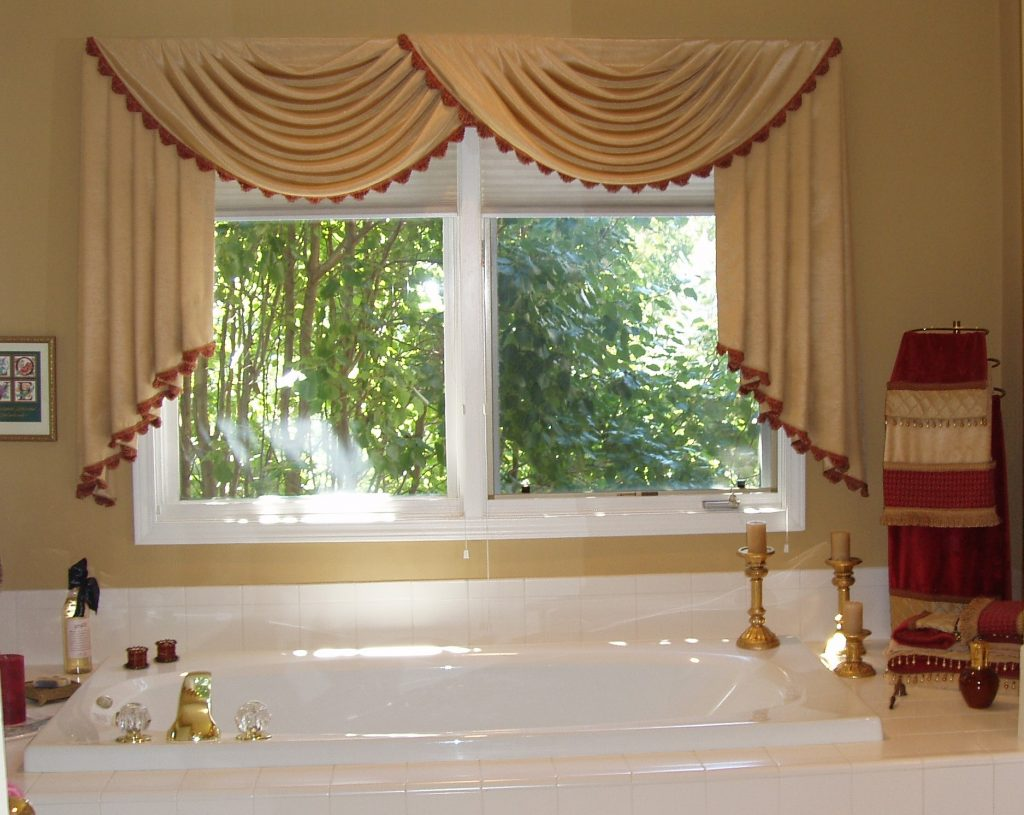 Box Pleated Valances