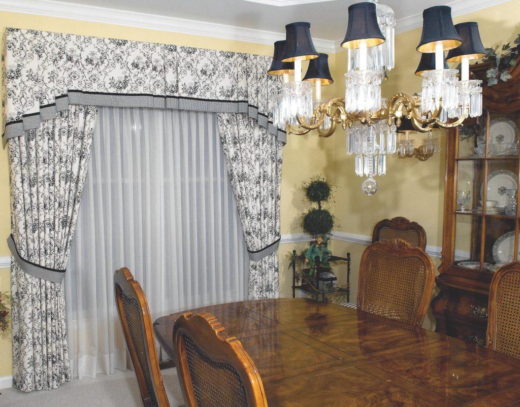 Dining Room Valances